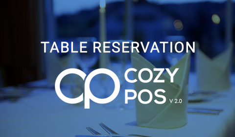 Table Reservation Feature